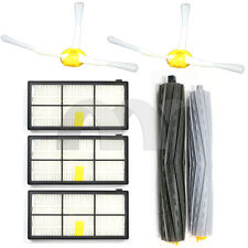 Filter Side Extractor Brush Kit Replace For Roomba 800 900 Series 870 880 980