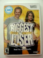 Wii The Biggest Loser Game   Complete with Manual! Compatible with Balance Board