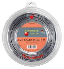 Kirschbaum Max Power Rough Tennis String 200m Reel - 18 / 1.20mm