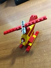 Lego McDonalds Happy Meal Helicopter Used