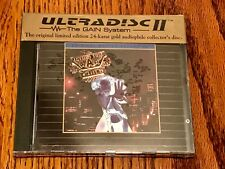 JETHRO TULL ~ WAR CHILD ~ MFSL 24 KARAT GOLD CD ~ STILL FACTORY SEALED!