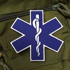 Star of Life EMT Patch