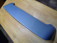2015 NISSAN ROGUE REAR LIFTGATE SPOILER WING + 3RD LIGHT color cod -FAF  /OEM