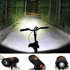Mini Waterproof Bicycle Head Light 550 lumen USB Rechargeable Bike Front Torch