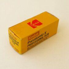 Ancienne Pellicule photo KODAK PANATOMIC X -  FXP 120  - Peremtion 03-1985