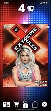 WWE Topps Slam Digital 2019 Extreme Rules Red Base Alexa Bliss Brand New 500cc
