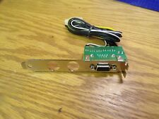 NEW Koolance Cable Port Assembly  *FREE SHIPPING*