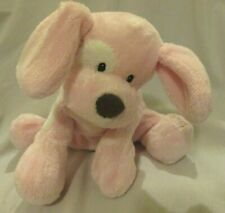 "8"" Gund Pink Puppy Dog Spunky 58373 Plush Stuffed"