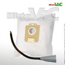10x Sacchetto per aspirapolvere + flexdüse adatto PHILIPS fc8454/01 Power Life