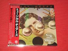 SAMMY HAGAR Musical Chairs with Bonus Track  JAPAN MINI LP SHM CD