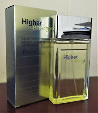 HIGHER ENERGY CHRISTIAN DIOR 3.4 OZ / 100 ML EDT SPY COLOGNE MEN DISCONTINUED