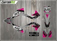 Kit de gráficos para adaptarse a: Kawasaki KX KXF 85 125 250 450 500 Modelos 1994-2020