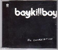 (EX9) Boy Kill Boy, No Conversation - 2007 DJ CD