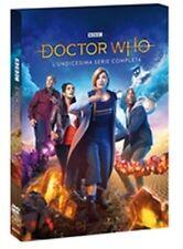 Doctor Who - Stagione 11 (5 DVD) - ITALIANO ORIGINALE SIGILLATO -