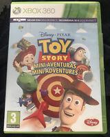 Toy Story Mania Xbox 360 Kids Game PAL VERSION U.K. European Release Disney