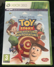 Toy Story Mania Xbox 360 Kids Game PAL VERSION U.K. European Release Disney