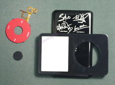 Black iPod video U2 replacement kit for iPod video 5th 5.5th 30GB cover replace