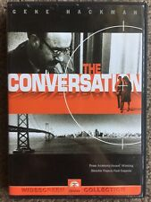 The Conversation (Dvd, 2000, Sensormatic) Released 1974, Gene Hackman