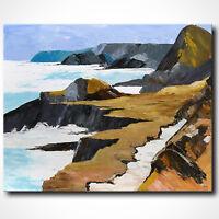 NOVAARTE Acryl Bild abstrakt XXL moderne Malerei Kunst Gemälde ORIGINAL Leinwand