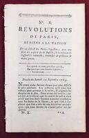 Falaise en 1789 Calvados Prise de la Bastille Versailles Révolution Française