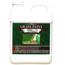 Grass and Mulch Paints Ultra Concentrated Green Grass Paint EnviroColor 1,000 Sq