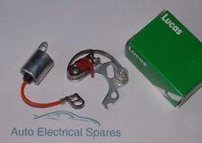 lucas DSB101C & DCB101C 25D4 contact points & condenser SET