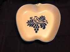 """Pfaltzgraff """"Folk Art"""" Apple Cookie Plate"""