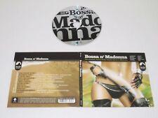 VARIOUS/BOSSA N' MADONNA(PMB MBB 9950) CD ALBUM DIGIPAK