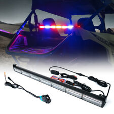 "30"" COB LED Rear Chase Light Bar Brake/Reverse/Running Offroad UTV ATV 4x4 Buggy"