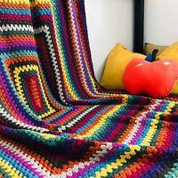 50% Extra Fine Merino 50% Indian Cotton DK yarn gift set 10 x 50grams - autumn