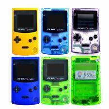 gb boy colour - backlit gameboy colour clone console