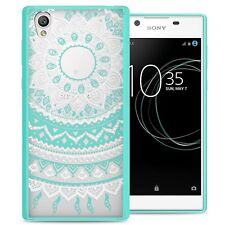 For Sony Xperia L1 Case Hard Back Bumper Slim Phone Cover