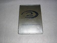 Halo 2 Limited Collector's Edition for Xbox COMPLETE TESTED & WORKING Game