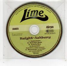 (FV808) Haight-Ashbury, Sophomore - 2012 DJ CD
