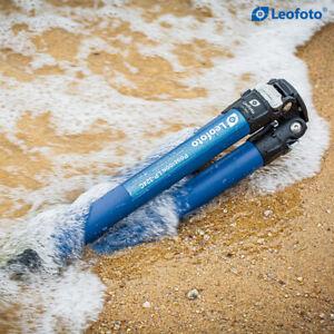 Open, Leofoto LP-324C Poseidon Series Tripod Carbon Fibre water&sand-proof