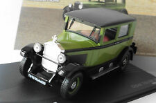 OPEL 10-40 PS 1925 1929 IXO ALTAYA 1/43 GREEN BLACK ROOF EAGLEMOSS DIE CAST