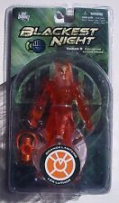 DC Direct Blackest Night. ORANGE LANTERN 8 LEX LUTHOR. Series 8. NEW ON CARD.