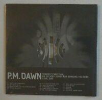 P.M. DAWN : DEAREST CHRISTIAN, I'M SO VERY.. (14 TITRES) ♦ CD Album Promo NEUF ♦
