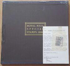Großbritannien 1986 Jahrbuch OVP **, komplett Sammlung, postfrisch, MNH