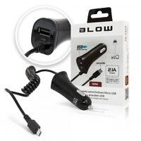 KFZ Auto Micro USB 2A Ladegerät Ladekabel Adapter für ZTE Blade A520 / A602