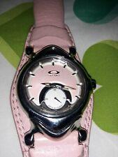 Oakly Jury Pink Watch Ladies