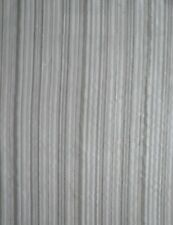 FORTUNY FABRIC Malmaison String Gold Stripes Ivory Long Staple Cotton Italy New