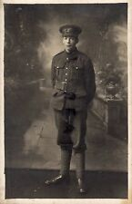 WW1 Soldier 78th Canadian Infantry Winnipeg Grenadiers CEF Tonbridge photo