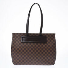 LOUIS VUITTON Damier Parioli GM Brown N51124 bags 800000085612000