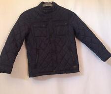 Zara Boys Collection Coat Navy Jacket Size 8 Years