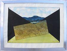 Guido BIASI (Napoli 1933-Paris 1983) Memoire ecologique Projet desertification