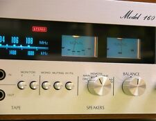 New Acoustic Dimension NAD vintage AM-FM receiver from the 70'ties...