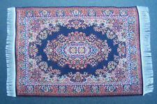 1 12 Scale 20cm X 13cm Woven Turkish Rug Dolls House Miniature Carpet P3m