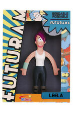 FUTURAMA LEELA Toy Doll BENDABLE POSABLE lila