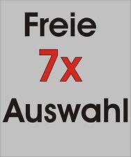 FREIE AUSWAHL - 7 Stück Wandschablonen, Malerschablonen, Stupfschablonen, Deko